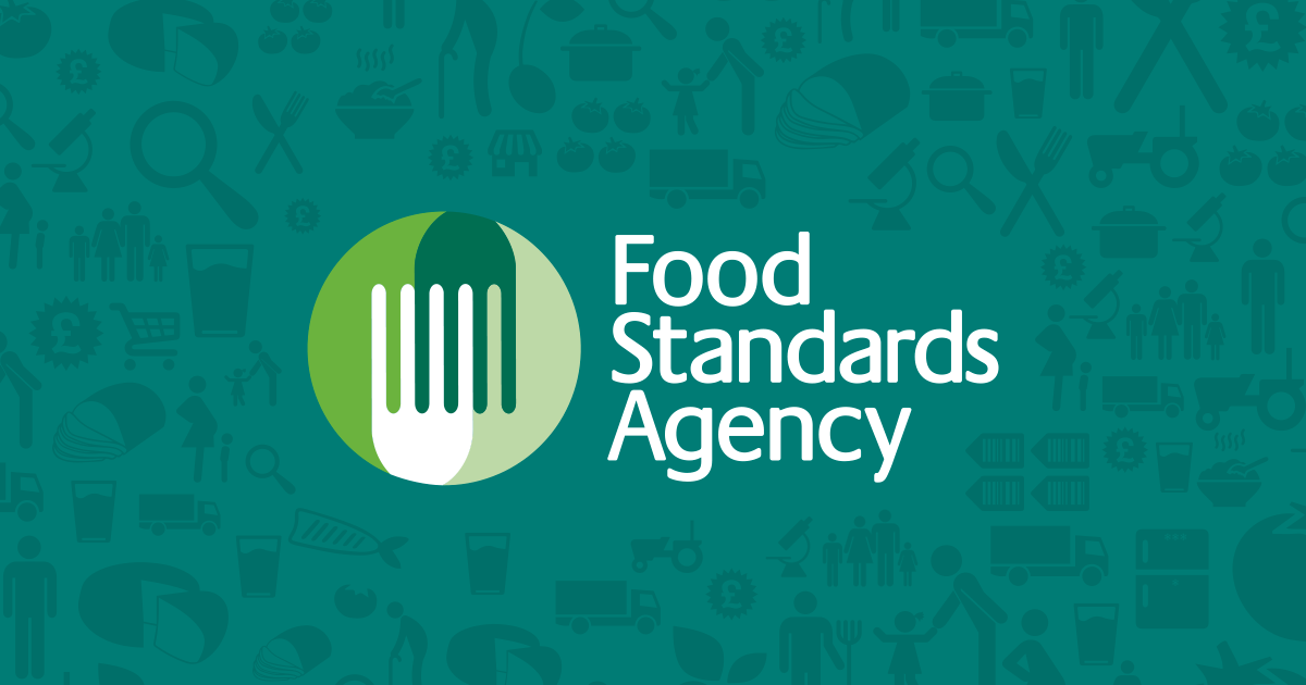 Homepage Food Standards Agency